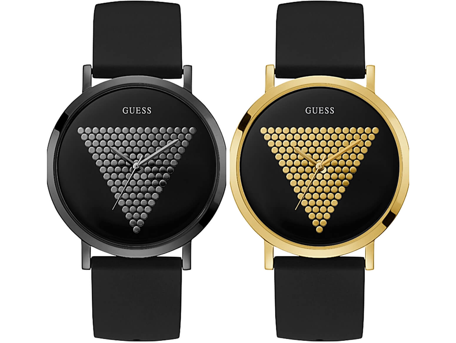 67c560be24b4d Logomania w damskich zegarkach GUESS - Zegarki i Moda